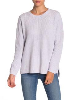 525 America Emma Crew Neck Shaker Sweater