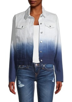 525 America Ombré Denim Jacket