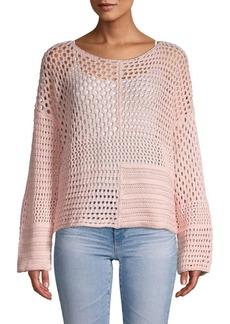 525 America Open-Knit Sweater