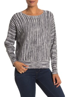 525 America Ribbed Dolman Sleeve Pullover