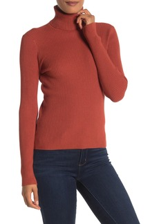 525 America Ribbed Turtleneck Sweater