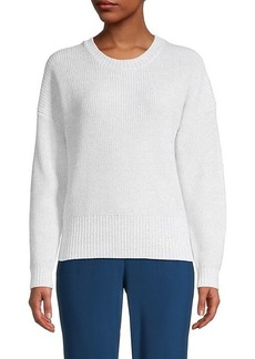 525 America Roundneck Cotton-Blend Sweater