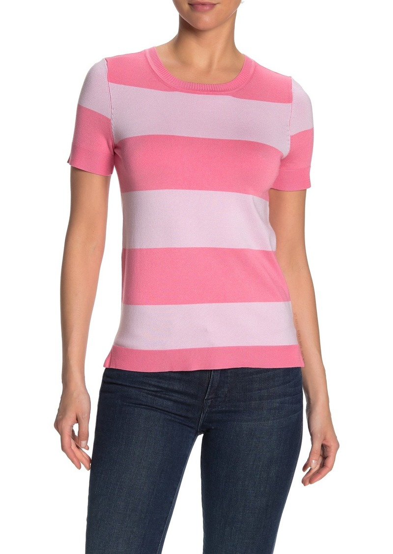 525 America Stripe Knit T-Shirt