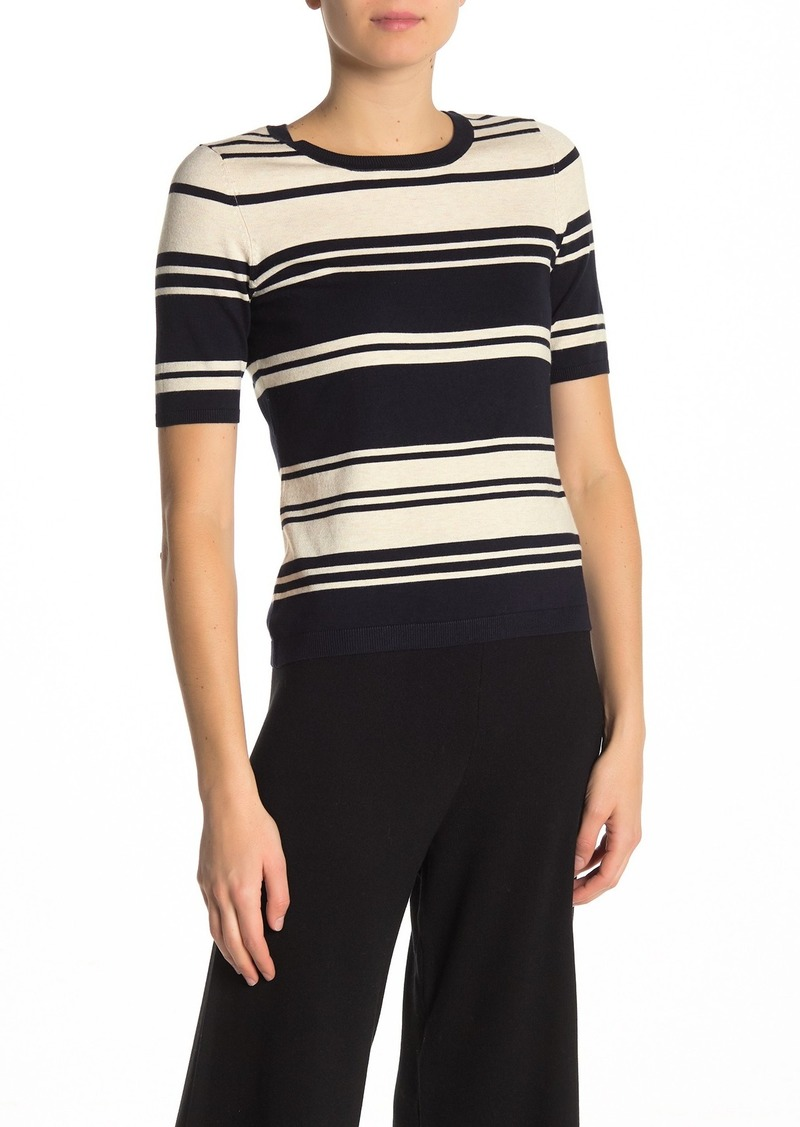 525 America Stripe Short Sleeve Crew Neck Shirt