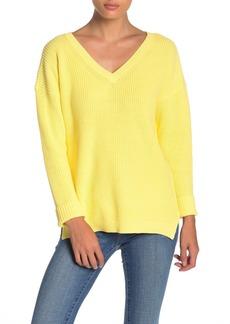 525 America V-Neck Shaker Sweater