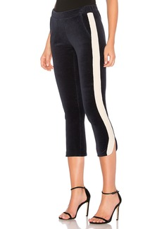 525 America Velour Side Stripe Trackpant