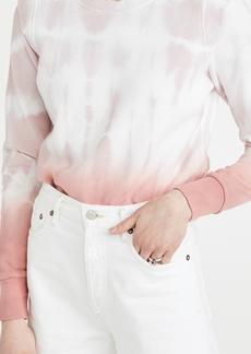 575 Denim 525 French Terry Tie Dye Dip Sweatshirt