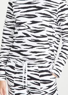 575 Denim 525 Zebra Sweatshirt