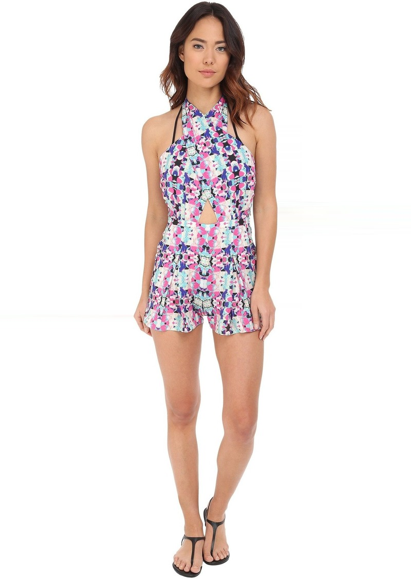 6 Shore Road by Pooja Chiva Romper Cover-Up