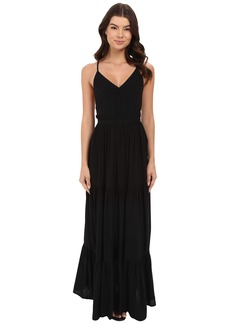 6 Shore Road by Pooja Siron Maxi Dress Swim Cover-Up