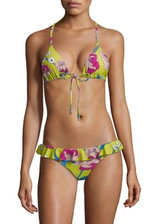 6 Shore Road Southport Triangle Bikini Top