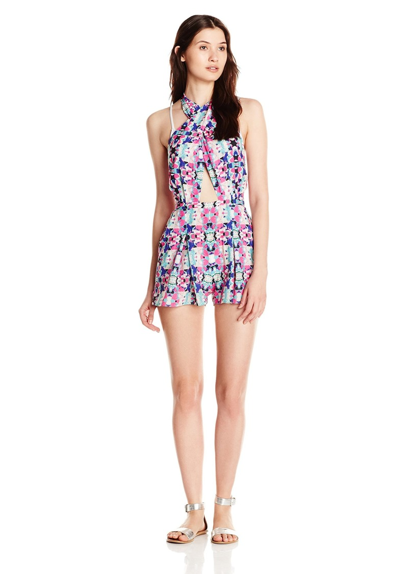 6 Shore Road by Pooja Women's Chiva Romper Cover Up