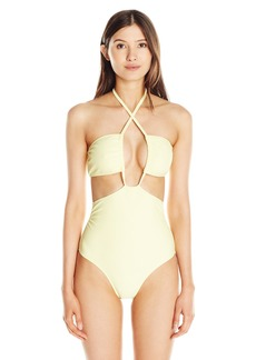 6 Shore Road by Pooja Women's Push Cart One Piece Swimsuit
