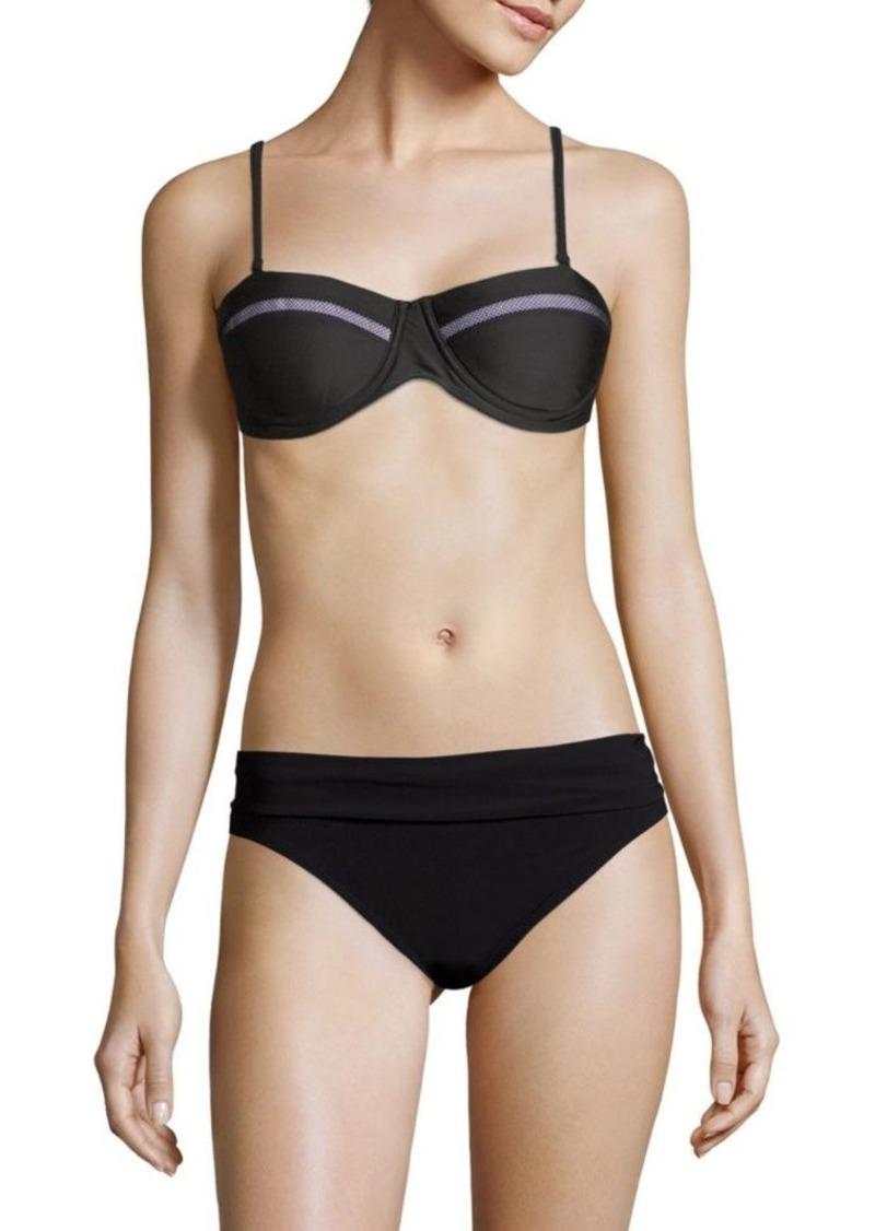 Chloe Chloe Bikini Top Mesh Bandeau Bikini Mesh Bandeau N8nm0w