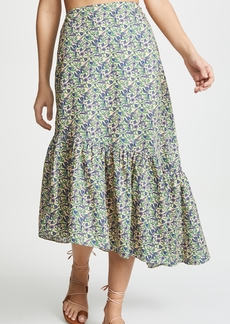 6 Shore Road Floral Skirt
