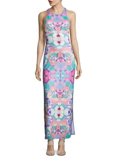 6 Shore Road by Pooja Globetrotter Printed Maxi Dress