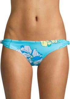 6 Shore Road Oceanfront Floral Bikini Bottom