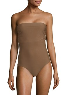 6 Shore Road One-Piece Straight Across Swimsuit