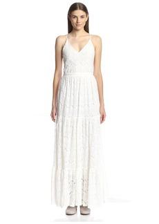 6 Shore Road Women's Lace Maxi Dress  S
