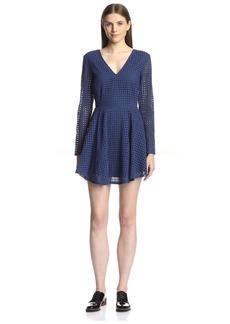 6 Shore Road Women's Starry Lace Dress  XS