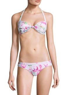 6 Shore Road Starry Bikini Top