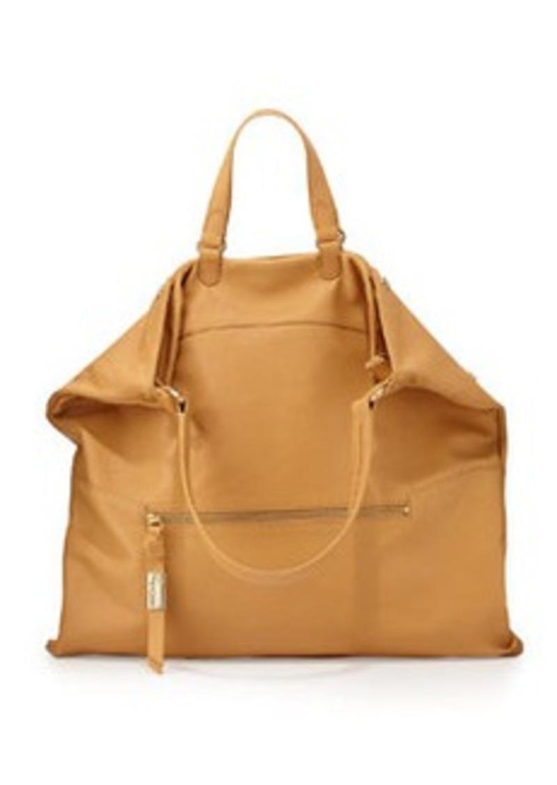 Foley + Corinna Convertible Leather Hobo Bag, Baja