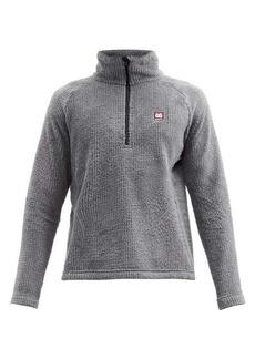 66°North 66 North Hrannar logo-embroidered high-neck fleece sweater