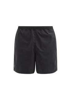 66°North 66 North Karnes reflective-logo shorts
