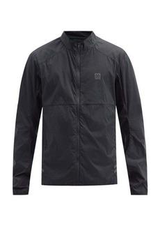 66°North 66 North Karsnes zipped lightweight waterproof jacket