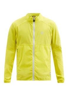 66°North 66 North Kársnes zipped lightweight waterproof jacket