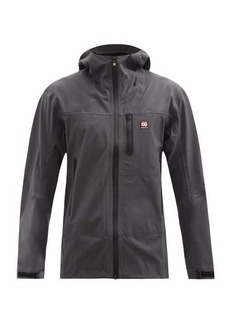 66°North 66 North Snaefell Gore-Tex Infinium hooded jacket