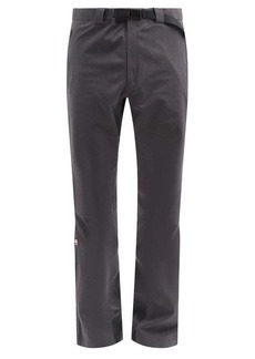 66°North 66 North Snaefell logo-patch shell trousers