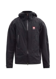 66°North 66 North Snaefell shell hooded jacket