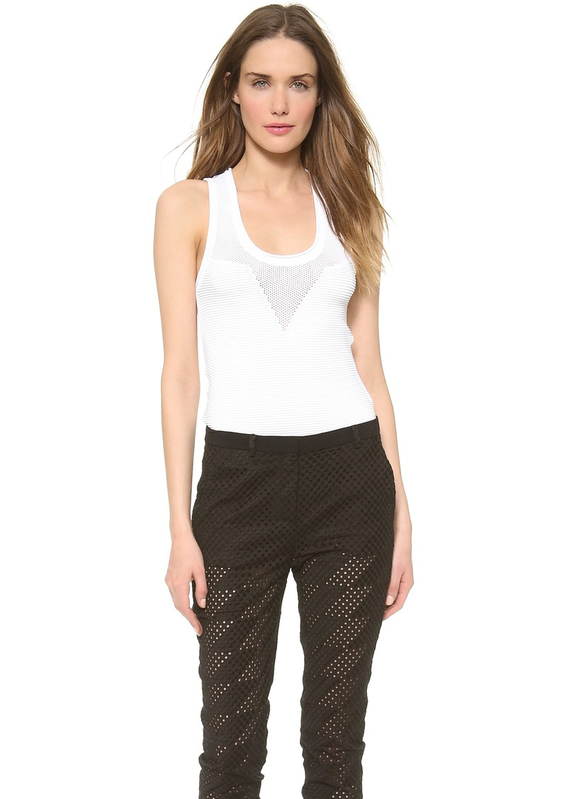 CoSTUME NATIONAL Textured Tank