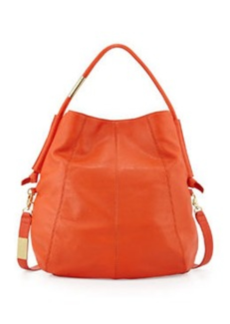 Foley + Corinna Southside Leather Hobo Bag, Hyacinth