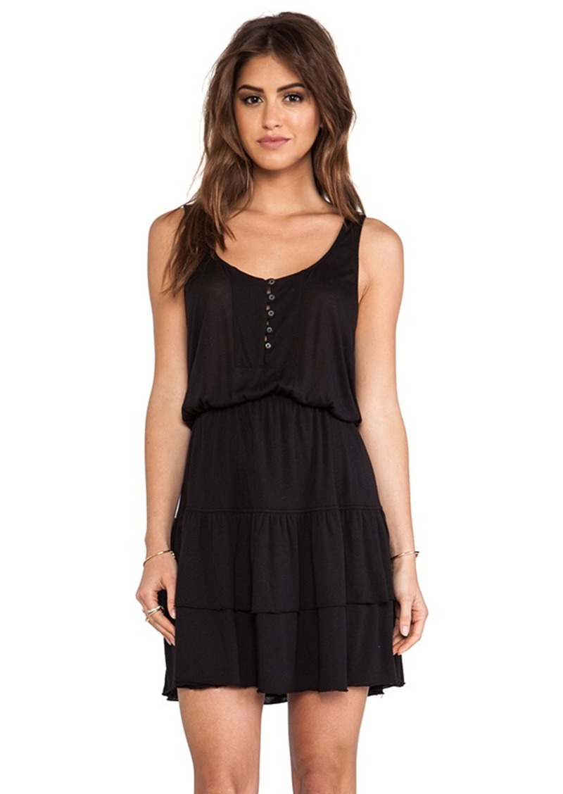 Soft Joie Dee Dee Dress in Black