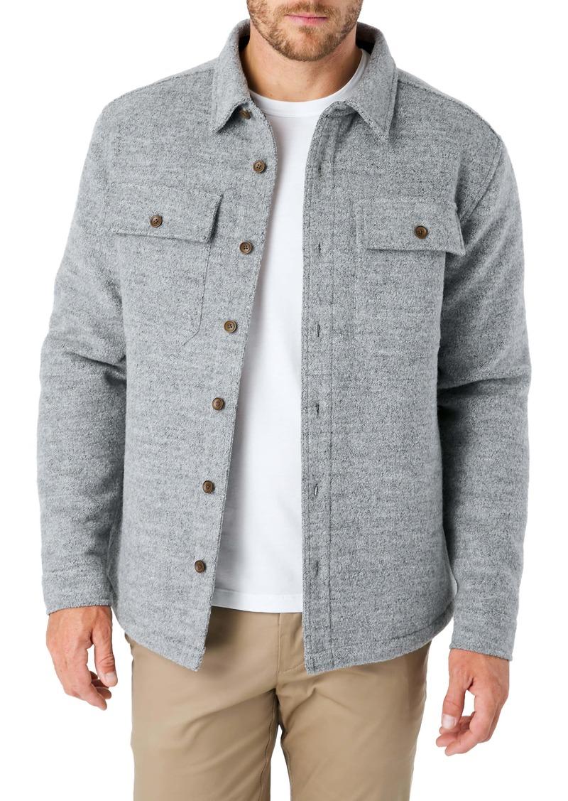 7 Diamonds Aberdeen Regular Fit Shirt Jacket