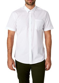 7 Diamonds City Savior Woven Shirt