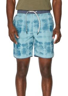7 Diamonds Core Active Stone Print Shorts