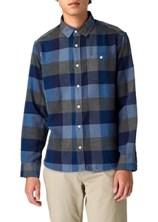 7 Diamonds Cypress Check Sport Shirt