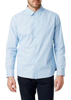 7 Diamonds Frontier City Slim Fit Sport Shirt