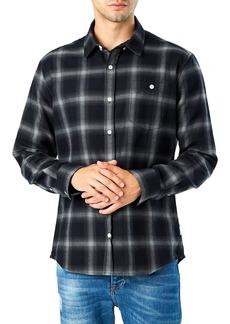 7 Diamonds Hawk Slim Fit Sport Shirt