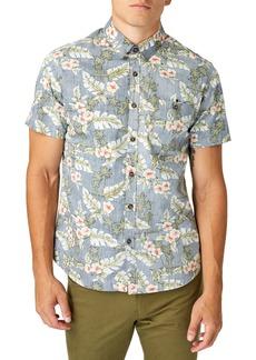 7 Diamonds Isle of Penumbra Slim Fit Sport Shirt