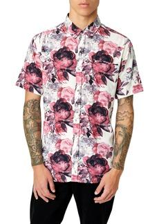 7 Diamonds Journey Man Slim Fit Sport Shirt