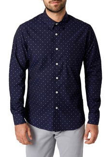 7 Diamonds Lovers Rock Trim Fit Sport Shirt