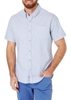 7 Diamonds Modular Mix Slim Fit Shirt