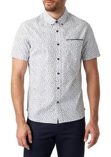 7 Diamonds Moon Stomp Slim Fit Shirt