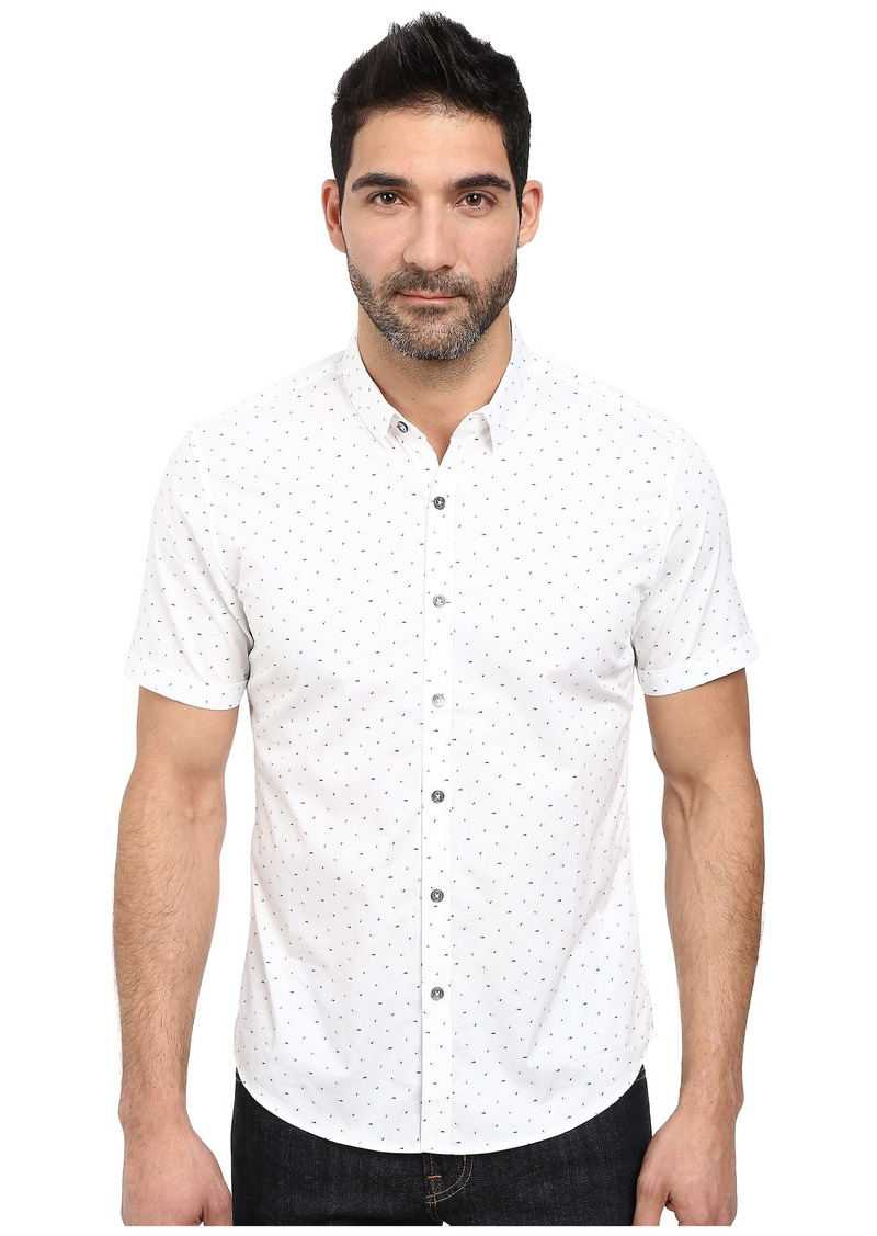 7 Diamonds Rising Tide Short Sleeve Shirt
