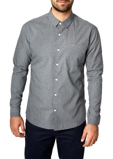 7 Diamonds Rite of Passage Trim Fit Sport Shirt