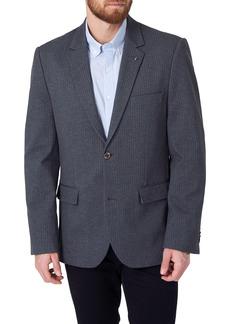 Men's 7 Diamonds Bayfield Slim Fit Stripe Sport Coat